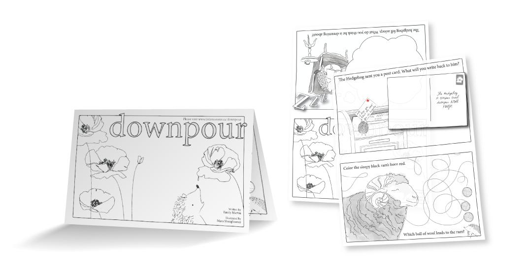 Downpour-Printable